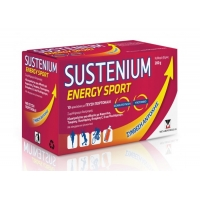 Menarini Sustenium Energy Sport Με Γεύση Πορτοκάλι 10 Φακελάκια